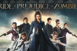 CLOSED -- PRIDE AND PREJUDICE AND ZOMBIES - VIP Screening Giveaway 2