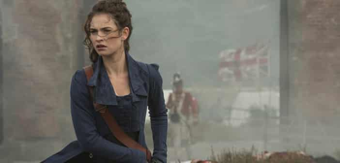 PRIDE AND PREJUDICE AND ZOMBIES - Opens In Theaters Tomorrow 1