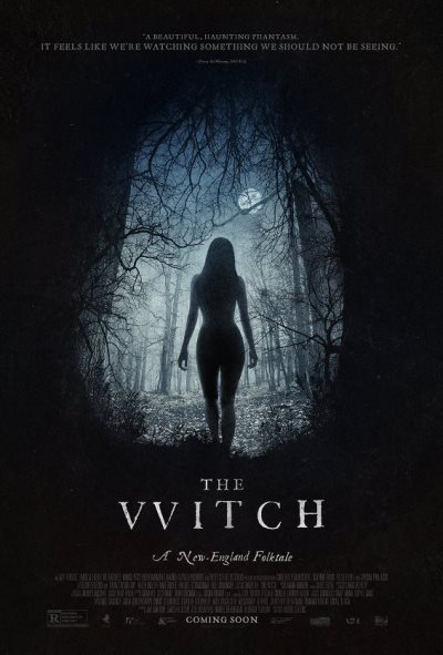 The Witch - Image Poster
