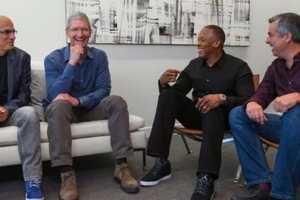 Apple Recruits Dr. Dre To work In Apple's First Original Series