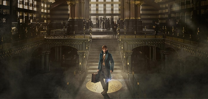 Fantastic Beasts and Where to Find Them: Behind the Scenes - Featurette