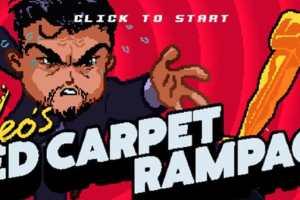 Leonardo DiCaprio Receives Parody Video Game Who Goal Is To FINALLY Get Him an Oscar