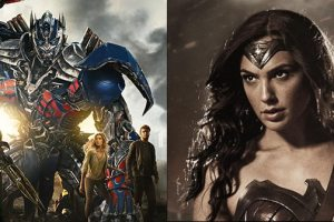 Pressure Is On As The Next Transformers Movie Encroaches On 'Wonder Woman' Release Date