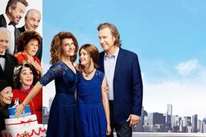 MY BIG FAT GREEK WEDDING 2 - Press Conference 4