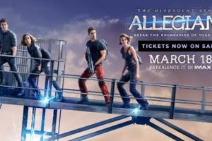 Divergent THE SERIES: Allegiant | Tickets Now Sale! 2
