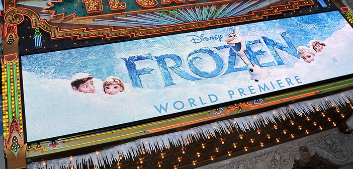 'Frozen – Live at the Hyperion,' a New Stage Musical, Opens May 27, 2016, at Disney California Adventure Park 2