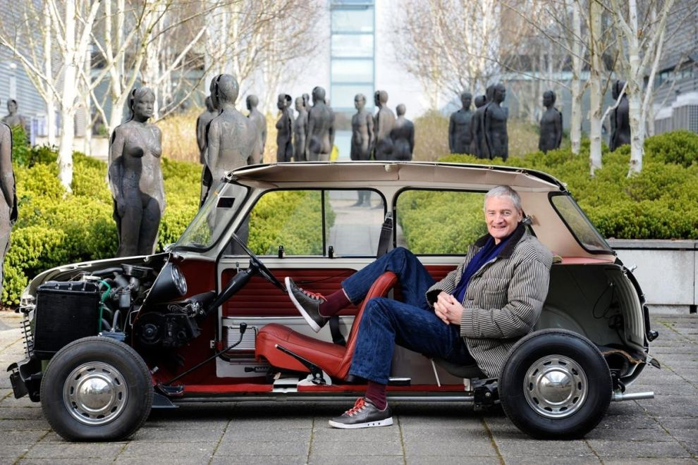 Dyson, A Leading Vacuum Manufacturer, Reportedly Plans To Make A Fully Electric Car