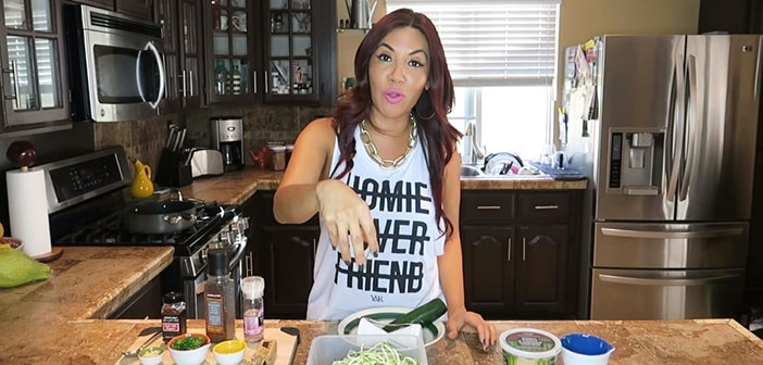Social Media Influencer and Powerhouse RaqC Uses Social Media to Share Her Health Message 2