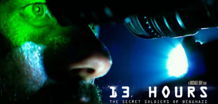 13 Hours: The Secret Soldiers of Benghazi Coming To DVD On June 7 2