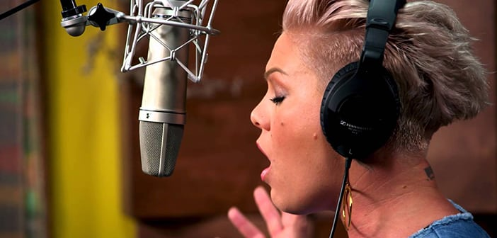 "Global Superstar P!Nk Is Set For An April 15th Release Of Her New Single ""Just Like Fire"" 2"