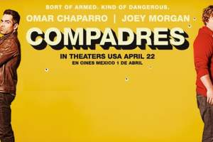 CLOSED-- COMPADRES - Advanced Screening Giveaway 2