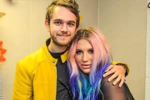 "Kesha Finishes New Track With  DJ Zedd Called ""True Colors"""