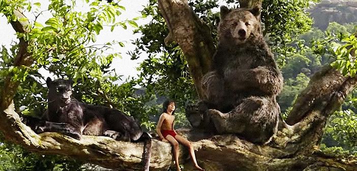 """THE JUNGLE BOOK - New """"Voices of the Jungle"""" Featurette"""