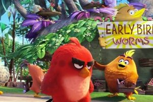 THE ANGRY BIRDS MOVIE - 'Uncivilized War' Clip