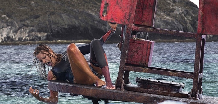 THE SHALLOWS - See The 2nd Chilling Trailer