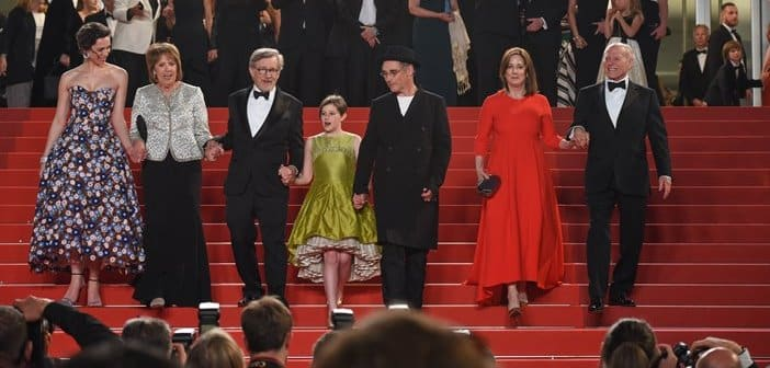 THE BFG HITS CANNES - PHOTOS 1