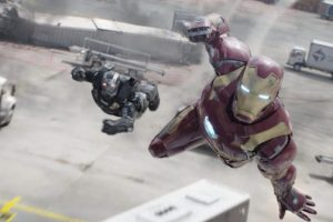 'Captain America: Civil War' Keeps Strong As Weekend Box Office Shows The Films Domination For The 2nd Week Running