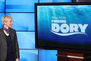 Ellen Degeneres Shares 2nd Trailer For 'Finding Dory'