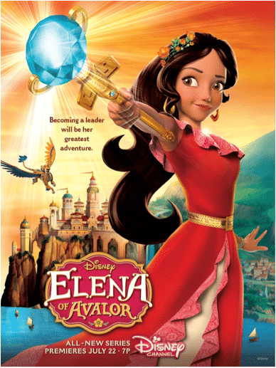 Elena Of Avalor Makes Royal Debut