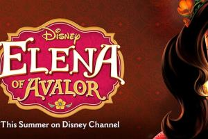 """Elena Of Avalor"" Makes Royal Debut Friday, July 22 On Disney Channel 2"