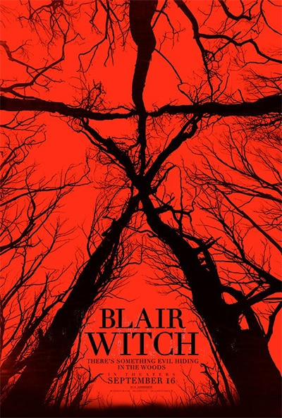 Blair witch aka The Woods