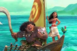 'Moana' Will Feature A Heroine That Will Not Be a Story On True Love