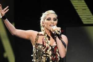 Kesha Announces Plans To Use Her Tour To Reinvent Her Sound