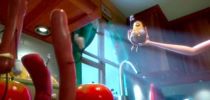 CLOSED--SAUSAGE PARTY - Advanced Screening Giveaway