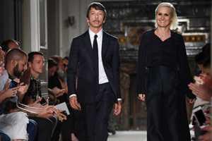 Creative Designer Maria Grazia Chiuri Announces Departure 'Valentino' After 8 Years