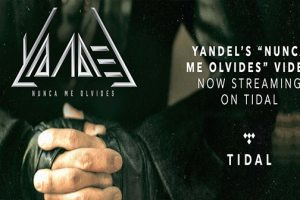 "Yandel Premieres Powerful New Video ""Nunca Me Olvides"" On TIDAL 2"