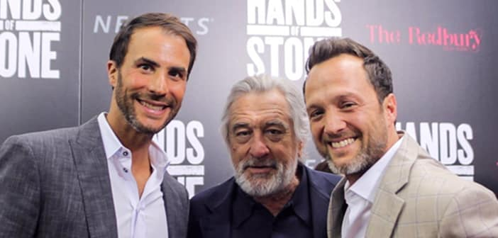 """Photos from NYC Premiere of """"Hands of Stone"""" 5"""