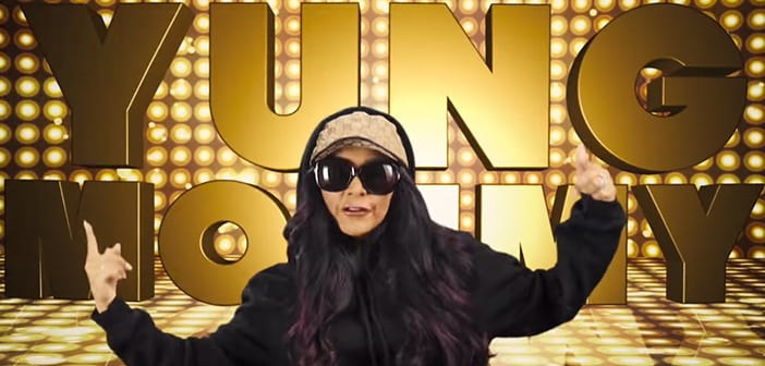 """Former """"Jersey Shore"""" Star Snooki Debuts First Single As Yung Mommy"""