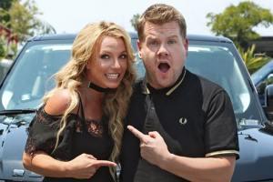 Britney Spears Set To Make An Appearrance For James Corden's Carpool Karaoke