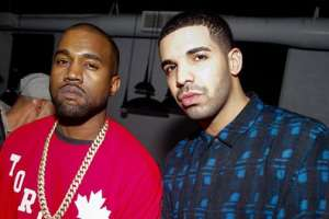 Kanye West Announces Upcoming Collab Album With Drake