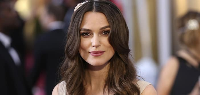 Keira Knightley's Been Secretly Wearing A Wig For Five Years