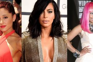 This Years' MTV VMAs Will Be Hosted By Kim Kardashian West With Performances By Nicki Minaj and Ariana Grande