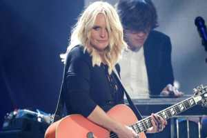 Miranda Lambert Gets Tear Filled Eyes Singing Song Co-Written With Ex Blake Shelton