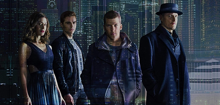 CLOSED– NOW YOU SEE ME 2 - BLU-RAY Combo Pack Giveaway 2