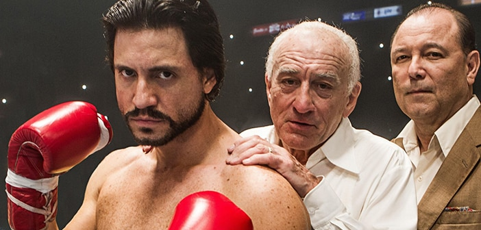 "Biopics showcase Iconic Latino Athletes Roberto Duran ""Hands of Stone"" and Roberto Clemente ""Clemente"" 3"