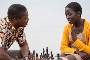 "Disney's ""QUEEN OF KATWE - NEW FEATURETTE with Lupita Nyong'o! - 6"