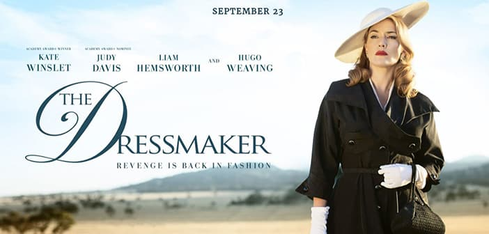 CLOSED--THE DRESSMAKER - Free Screening Giveaway 1