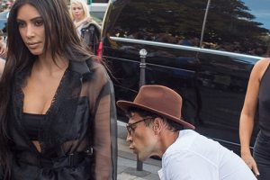 Kim Kardashian Pressing Charges Against Ukranian Prankster, Wants Restraining Order