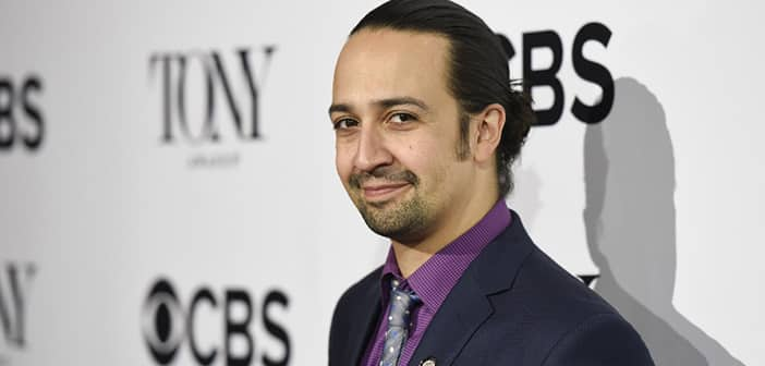 Lin-Manuel Miranda Slated To Host SATURDAY NIGHT LIVE