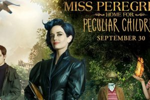 "Miss Peregrine's Home For Peculiar Children - ""Wish That You Were Here"" Music Video and new clip!"