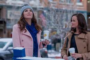 "The First Trailer For The Four-Part Netflix Revival Series, ""Gilmore Girls: A Year In The Life,"" Is Here!"