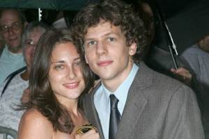 Jesse Eisenberg And Longtime Girlfriend Anna Strout Announce They Are Expecting Their First Child
