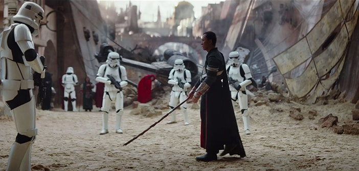 ROGUE ONE: A STAR WARS STORY starring Felicity Jones and Diego Luna - New poster now available!