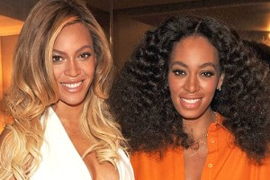 The Award For The First Sisters to Land No. 1 Albums Would Naturally Go To Beyonce and Solange Knowles