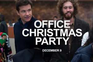 CLOSED--OFFICE CHRISTMAS PARTY - Advance Screening Giveaway 2