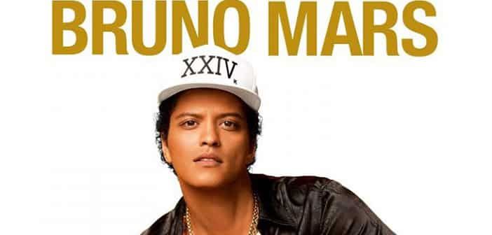 Bruno Mars Releases Schedule For Just Announced 24K Magic World Tour